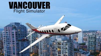 Vancouver Flight Simulator