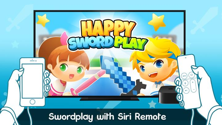 Happy Swordplay: Party Game