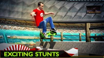 Hoverboard Stunts Hero 2016 Walkthrough (iOS)
