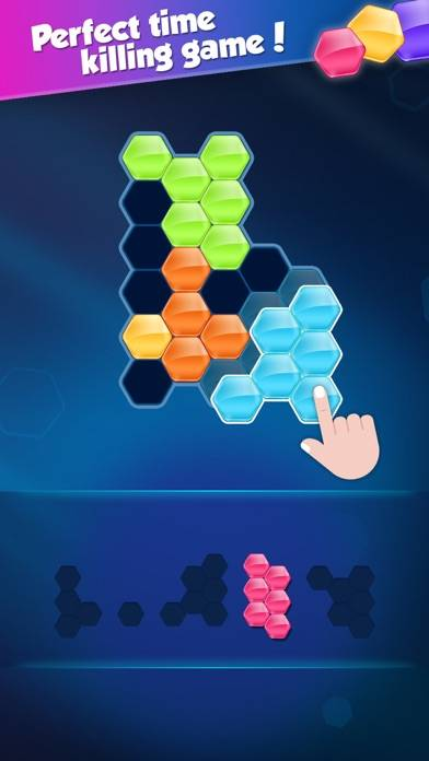 Block! Hexa Puzzle Walkthrough (iOS)
