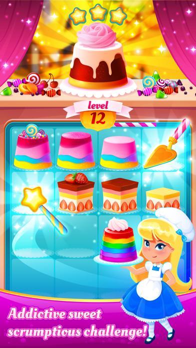 Fancy Cakes Walkthrough (iOS)