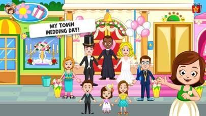 My Town : Wedding