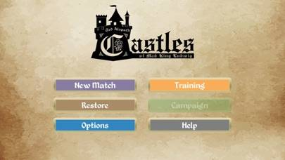 Castles of Mad King Ludwig Walkthrough (iOS)