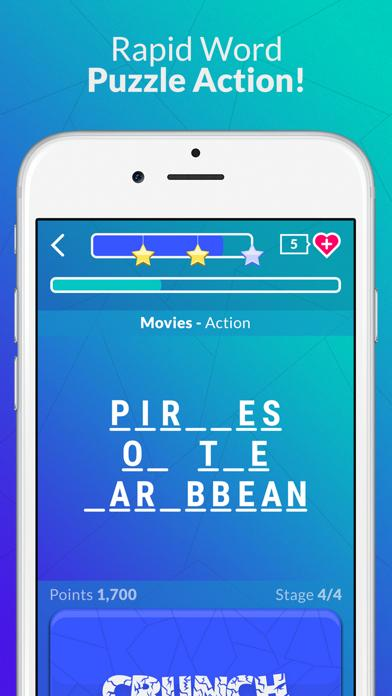 Phrase Crunch - Word Guessing Game