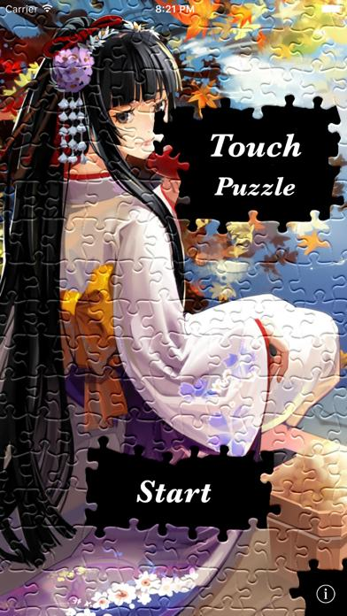 Touch Image Puzzle