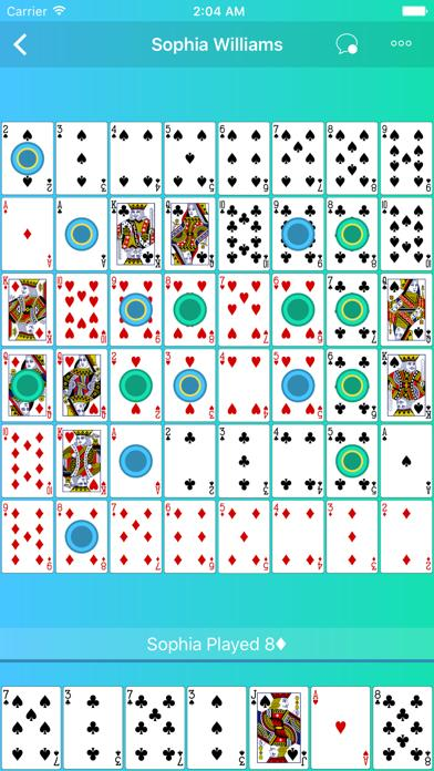 Sequence - 2 Players