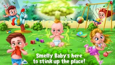 Smelly Baby Walkthrough (iOS)