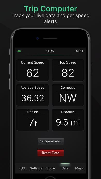 ZuumSpeed - Customizable Speedometer plus HUD