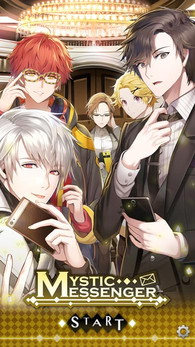 Mystic Messenger Walkthrough (iOS)