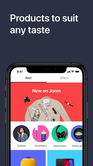 Joom – best goods from China
