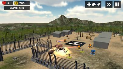 Jurassic Dino Defense 3D