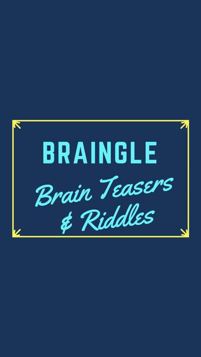 Braingle : Brain Teasers & Riddles Walkthrough (iOS)