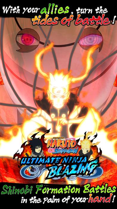 NARUTO SHIPPUDEN: Ultimate Ninja Blazing Walkthrough (iOS)