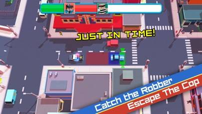 High Speed Police Chase! Walkthrough (iOS)