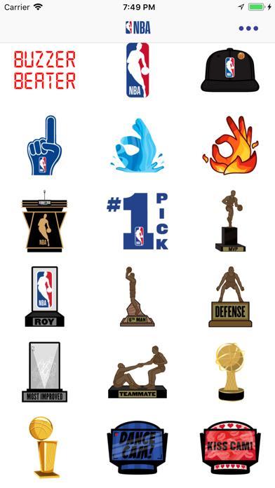 NBAmoji