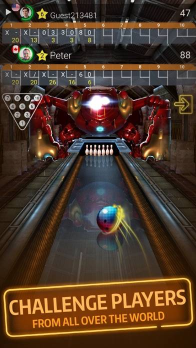 Bowling Central 2 Walkthrough (iOS)