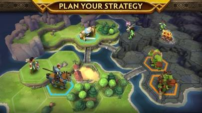 Warlords Walkthrough (iOS)
