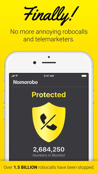 Nomorobo – Robocall Blocking