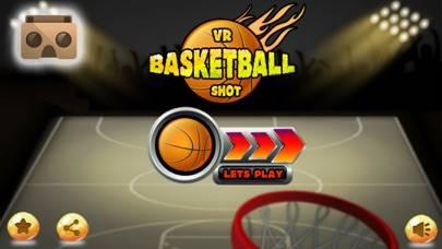 VR Basketball Shoot