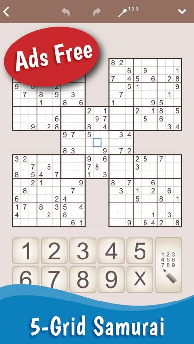 Conceptis MultiSudoku Walkthrough (iOS)