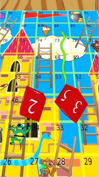 Snakes and Ladders Pro Walkthrough (iOS)