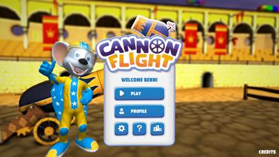 Cannon Flight Walkthrough (iOS)
