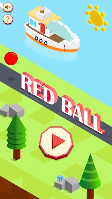 Red Ball GO Walkthrough (iOS)