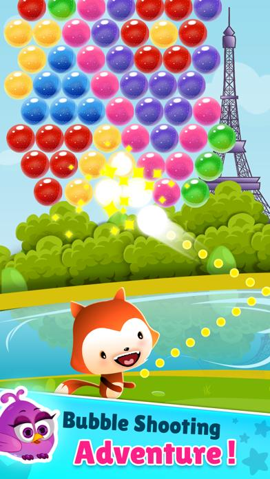 Bubble Birds Pop Walkthrough (iOS)