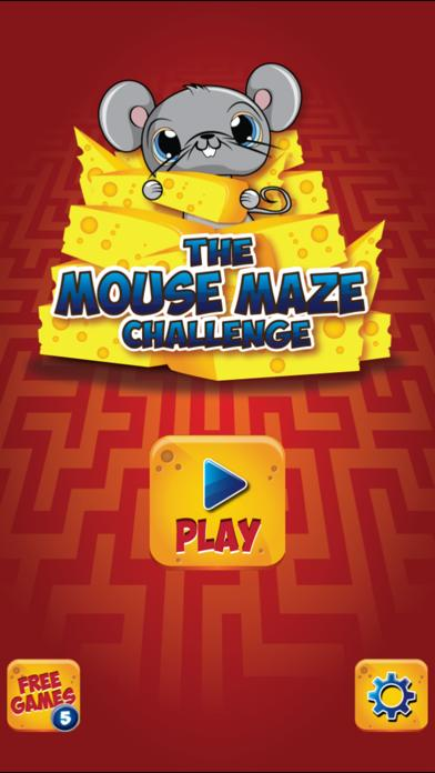 The Mouse Maze Challenge Game Pro