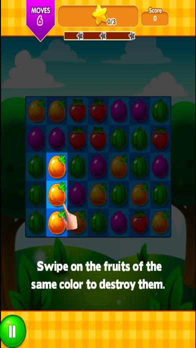 Fruit Juice Match