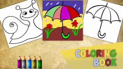 Coloring book for litle baby HD Walkthrough (iOS)