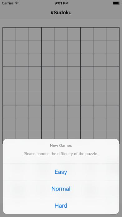 #Sudoku Walkthrough (iOS)
