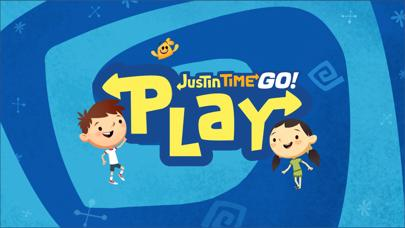 Justin Time GO PLAY!