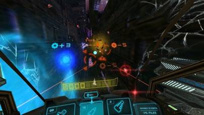 Space Stalker VR Walkthrough (iOS)