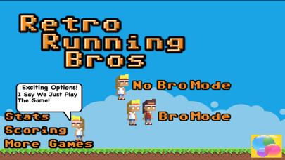 Retro Running Brothers Walkthrough (iOS)