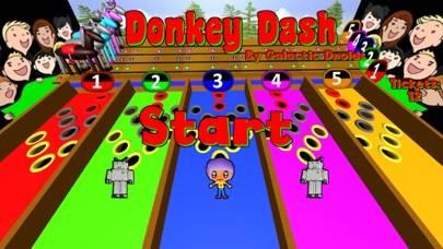 Donkey Dash Derby Pro