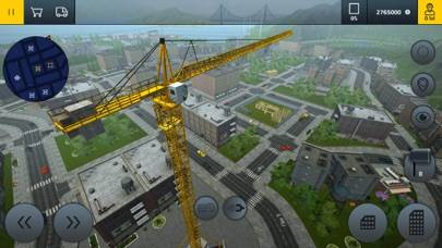 Construction Simulator PRO 2017 Walkthrough (iOS)