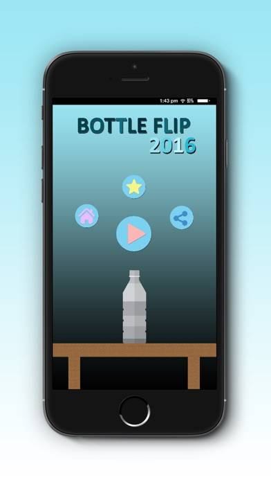 Bottle Flip 2016 Walkthrough (iOS)