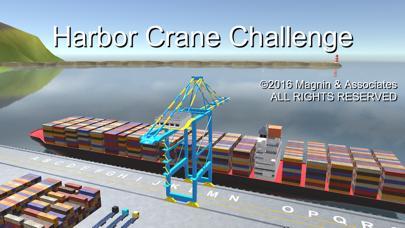 Harbor Crane Challenge