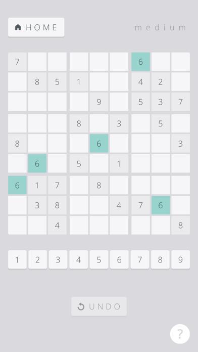 Swipe Sudoku