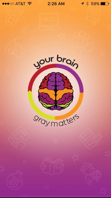 SHS Your Brain Gray Matters
