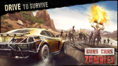 Guns, Cars, Zombies!