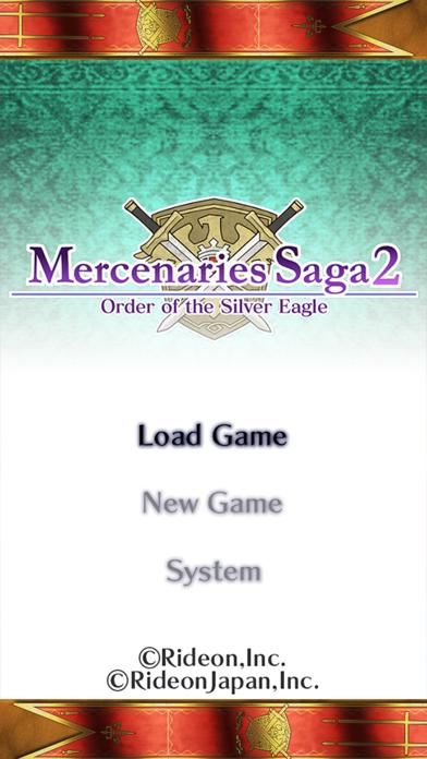 Mercenaries Saga2 Walkthrough (iOS)