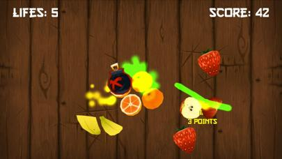 Slice Fruits For Watch