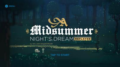 A Midsummer Night's Dream Walkthrough (iOS)