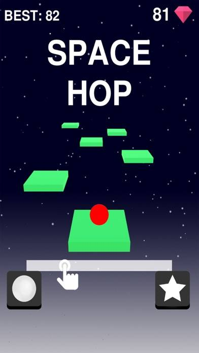 Space Hop Walkthrough (iOS)