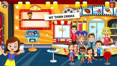 My Town : Cinema