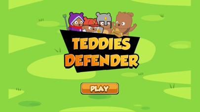 Teddies VS Monster