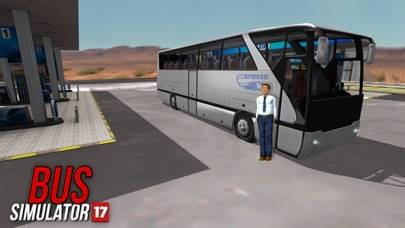 Bus Simulator 2017 * Walkthrough (iOS)