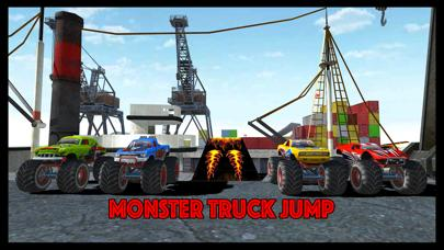 Monster Truck Jump Pocket